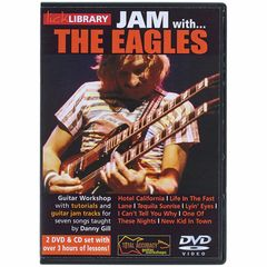 Music Sales Jam with The Eagles DVD-Set
