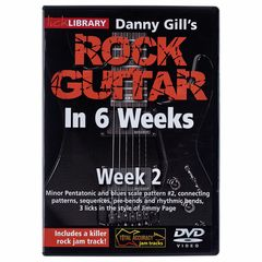 Roadrock International Rock Guitar Week 2