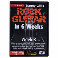Roadrock International Rock Guitar Week 3