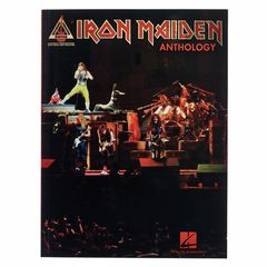 Hal Leonard Iron Maiden Anthology
