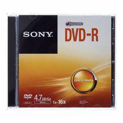 Sony DMR47 DVD-R Jewel Case