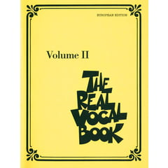 Hal Leonard The Real Vocal Book 2