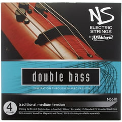 Daddario NS610 Electric Traditional Med