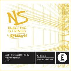 Daddario NS515 High E E-Cello medium
