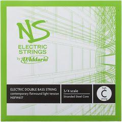 Daddario NSFW617 C Electric Contemp