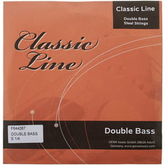 Classic Line Doublebass Strings 1/2