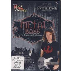 Fred Russell Publishing Metal Bass David Ellefson