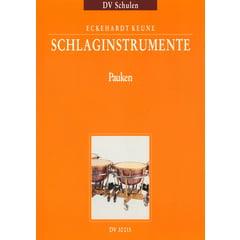 Deutscher Verlag für Musik Schlaginstrumente Pauken