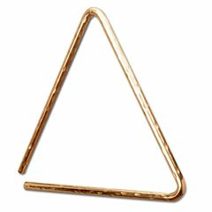 "Sabian 4"" Triangle HH B8 Bronze"
