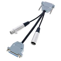 Laserworld DMX Adapter ILDA - XLR