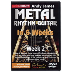 Roadrock International Metal Rhythm Guitar Week 2