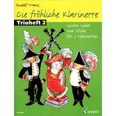 Schott Mauz Fröhliche Triobuch 2