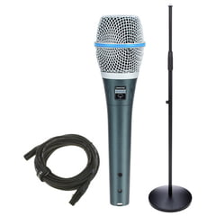 Shure Beta 87A Bundle