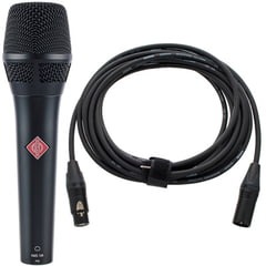 Neumann KMS 104 BK Bundle