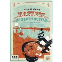 AMA Verlag Master of Blues Guitar