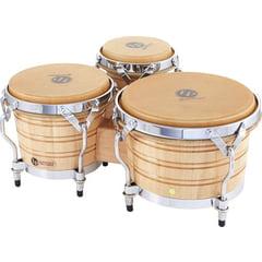 LP 202AW Triple Bongo Set