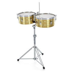 LP 256-B Timbales Set Brass
