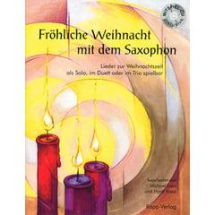 Horst Rapp Verlag Fröhliche Weihnacht Alto Sax