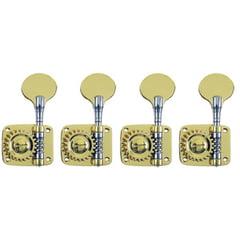 Rubner Double Bass Machines Brass