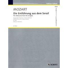 Schott Mozart Entführung Serail