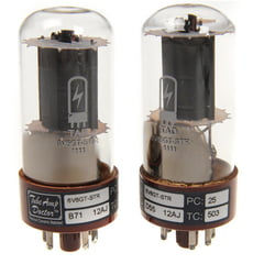 TAD RT832 Tube 6V6GT-STR Duett