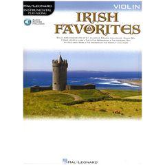 Hal Leonard Irish Favorites Violin