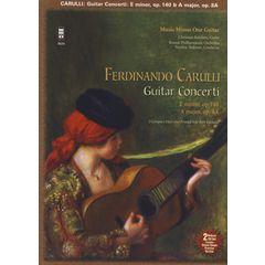 Music Minus One Carulli Guitar Concerti