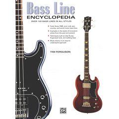 Alfred Music Publishing Bass Line Encyclopedia