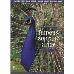 Music Minus One Famous Soprano Arias