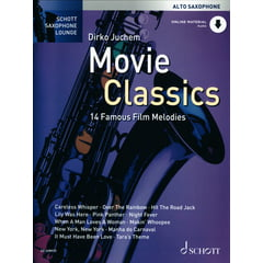 Schott Movie Classics A-Sax