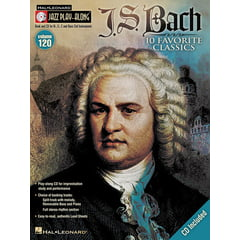 Hal Leonard Jazz Play-Along J.S.Bach