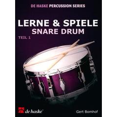 De Haske Lerne & Spiele Snare Drum 1