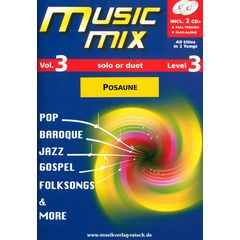 Musikverlag Raisch Music Mix Trombone 3