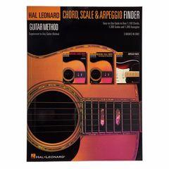 Hal Leonard Chord, Scale & Arpeggio Finder