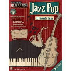Hal Leonard Jazz Play-Along Jazz Pop