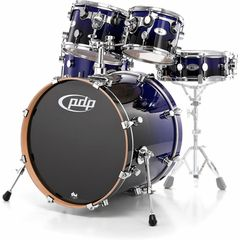 "DW PDP M5 Shell Set 22"" Blue Fade"