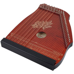 C. Robert Hopf Akkordzither 100/3 Mahogany