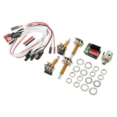 EMG 1 or 2 Pickups Wiring Kit LS