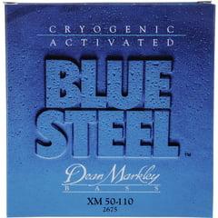 Dean Markley 2675 Blue Steel Bass XM