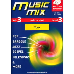 Musikverlag Raisch Music Mix Tuba 3