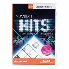 Toontrack EZX Number 1 Hits