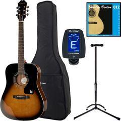 Epiphone DR-100 VSB Bundle