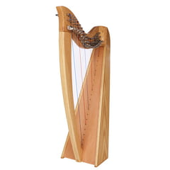Thomann Celtic Harp Ashwood 19 Str.
