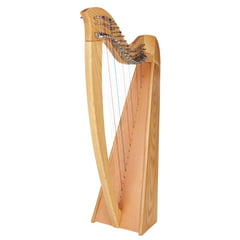 Thomann Celtic Harp Ashwood 22 Str.