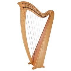 Thomann Celtic Harp Ashwood 36 Str.