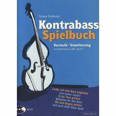 Edition Hug Kontrabass ABC 1 Spielbuch