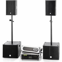 the box pro Achat 110/112 Amp Bundle