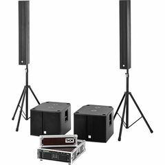 the box pro Achat 804/115 Amp Bundle
