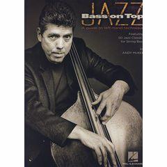 Hal Leonard Andy McKee Jazz Bass On Top