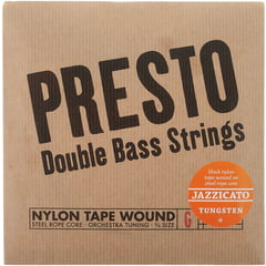 Presto Jazzicato Tungsten 3/4